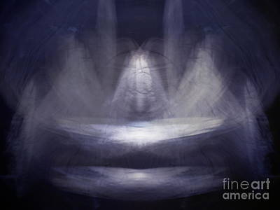Photograph - Prayer Bowl01 by Mary Kobet