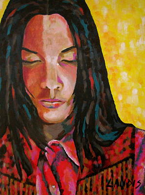 Prayer Original by Denise Landis