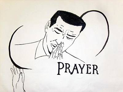 Prayer For Haiti Original by G Cuffia