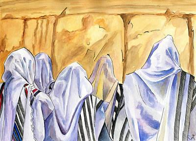 Prayer IIi Original by Dawnstarstudios