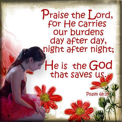 Photograph - Prayer Of Praise by Sandra Clark