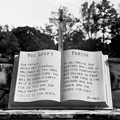 Photograph - Prayer by Patrick M Lynch