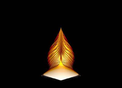 Digital Art - Prayer Shrine 1 by Richard Ortolano