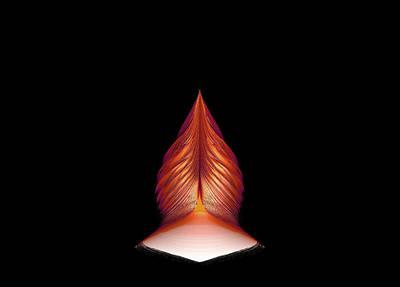 Digital Art - Prayer Shrine 2 by Richard Ortolano
