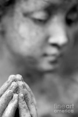 Praying Hands Art Print