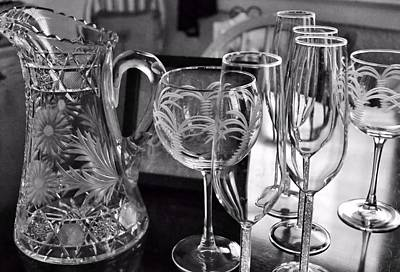 Photograph - Pre-bubbly by JAMART Photography
