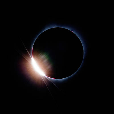 Photograph - Pre Daimond Ring by Bryan Carter