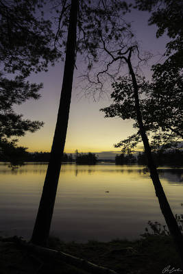 Photograph - Pre Dawn On Lost Lake by Owen Weber