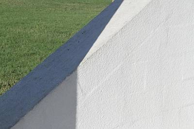 Photograph - Precast 3 by Russell Owens
