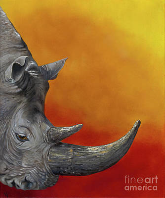 Painting - Precious by Nanda Hoep