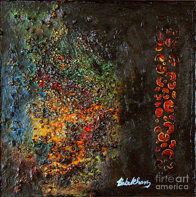 Painting - Precious2 by Farzali Babekhan