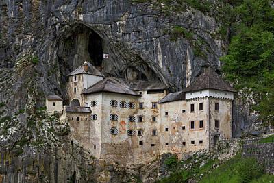 Photograph - Predjama Castle - Slovenia by Stuart Litoff