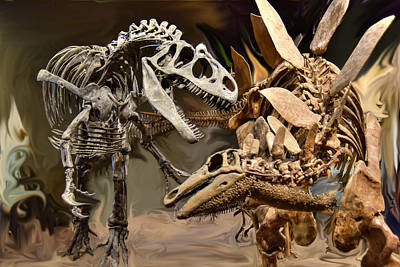 Photograph - Prehistoric Survival by Richard Gehlbach