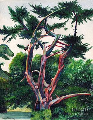 Antlers - Prehistoric Tree by Deanna Yildiz