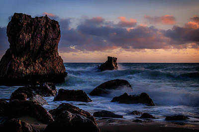 Point Reyes National Seashore Photograph - Prelude by Marnie Patchett