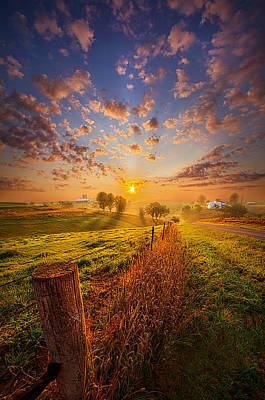 Photograph - Prelude by Phil Koch