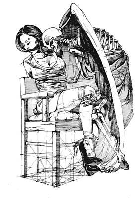 Prelude Art Print by Yury Fadeev