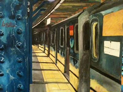 Premium Transportation Art Print