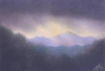 Painting - Presage II by Robin Street-Morris