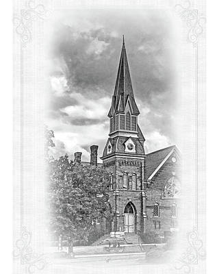 Photograph - Presbyterian by Larry Bishop