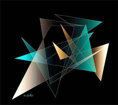 Digital Art - Present Day   2 by Iris Gelbart