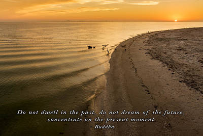 Photograph - Present Moment by David Simchock