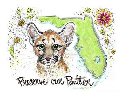 Preserve Our Panther Original