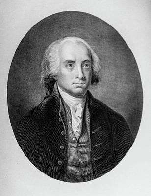 Photograph - President James Maddison by Douglas Barnett