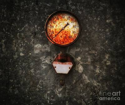 Photograph - Pressure  by Jessica Shelton