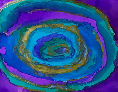 Painting - Pressure by Susi Schuele