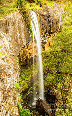 Vertical Photograph - Preston Falls Tasmania by Jorgo Photography - Wall Art Gallery