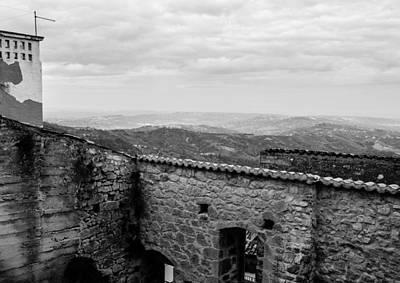 Photograph - Pretoro - Italians Landscapes 2  by Andrea Mazzocchetti