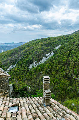 Photograph - Pretoro - Italians Landscapes by Andrea Mazzocchetti