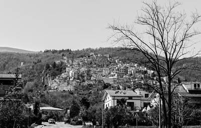Italian Landscape Photograph - Pretoro - Landscape Of Italy by Andrea Mazzocchetti