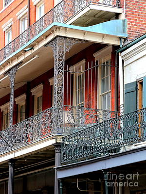 Photograph - Pretty Balconies by Carol Groenen