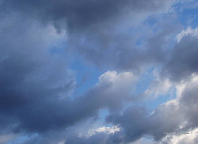 Photograph - Pretty Clouds by Deborah  Crew-Johnson