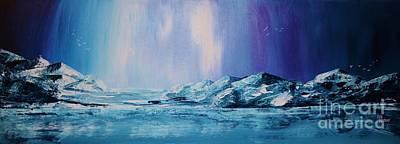 Pretty Cold Original by Mario Lorenz