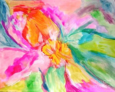 Painting - Pretty Flower by Victoria Hasenauer
