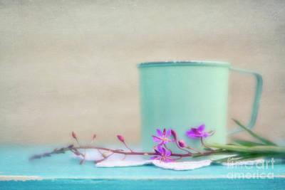 Photograph - Pretty In Pastel 1 by Priska Wettstein