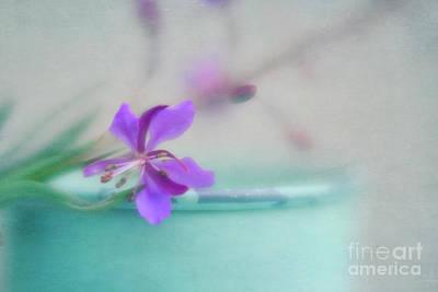 Pretty In Pastel 3 Art Print