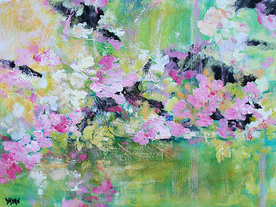 Painting - Pretty In Pink by Diane Dean