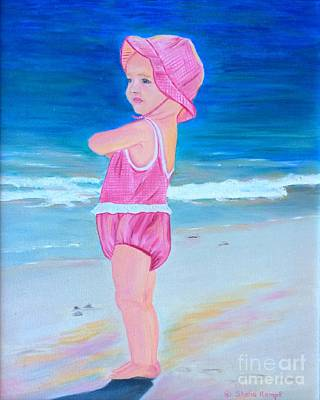 Painting - Pretty In Pink by Shelia Kempf
