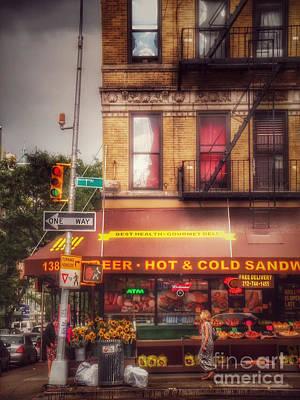 Photograph - Pretty Little Corner - New York by Miriam Danar