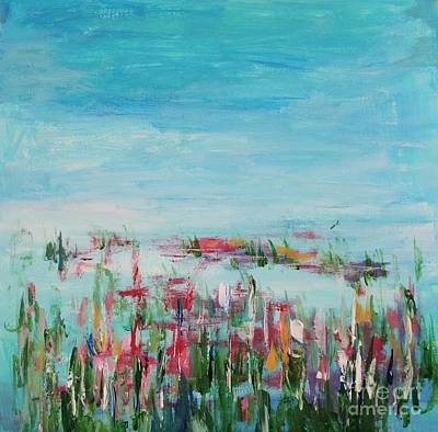 Painting - Pretty Little Picture by Julie Lueders