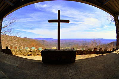Photograph - Pretty Place Aka Fred W. Symmes Chapel by Lisa Wooten