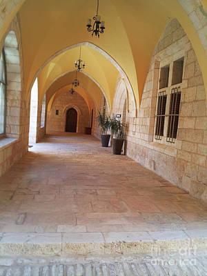 Photograph - Pretty Walkway Israel by Donna Munro