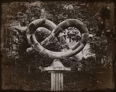 Manayunk Photograph - Pretzel Park - Manayunk by Bill Cannon