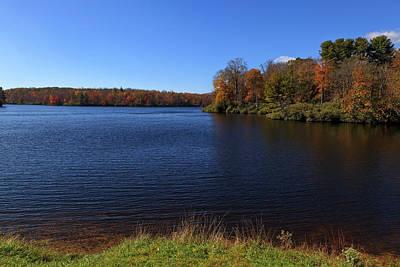 Photograph - Price Lake At Blowing Rock by Jill Lang