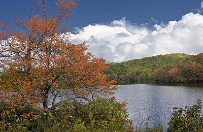 Photograph - Price Lake by Ken Barrett