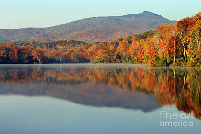 Photograph - Price Lake by Lena Auxier